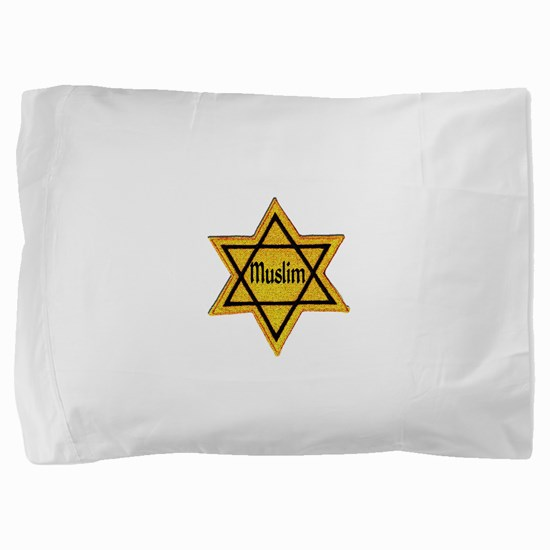 Cool Star david Pillow Sham
