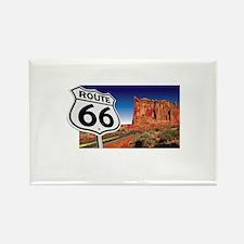 Route 66 Landscape Magnets