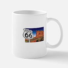 Route 66 Landscape Mugs