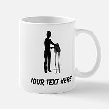 Keyboard Player (Custom) Mugs