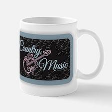 Country Music Mugs
