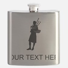 Bagpipe Player (Custom) Flask