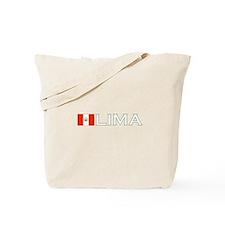 Lima, Peru Tote Bag