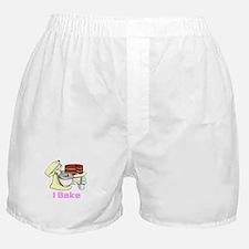 I Bake Boxer Shorts