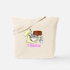 I Bake Tote Bag