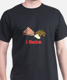 I Bake version 2 T-Shirt