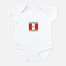 Cusco, Peru Infant Bodysuit