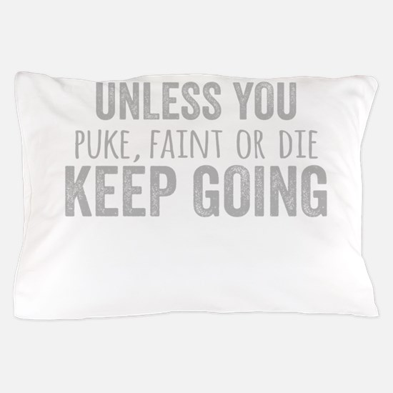 Cute Mens fitness Pillow Case