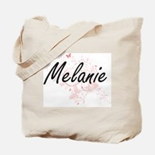 Cute Melanie Tote Bag