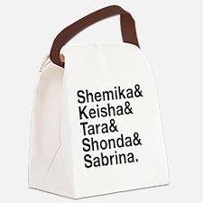 Cute Pablo Canvas Lunch Bag