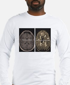 Unique Multiple sclerosis i ms warrior Long Sleeve T-Shirt