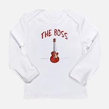 Funny Bruce Long Sleeve Infant T-Shirt