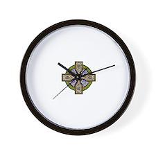 Hope for Brennen Wall Clock