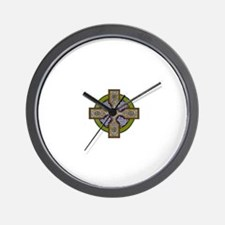 Hope for Brennen Wall Clock