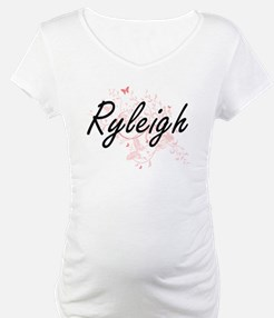 Ryleigh Artistic Name Design wit Shirt