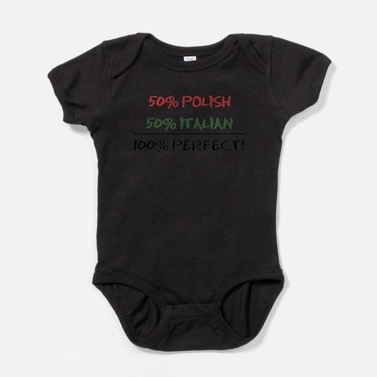 Cute 100 italian Baby Bodysuit