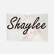 Shaylee Artistic Name Design with Butterfl Magnets