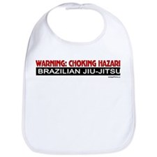 WARNING: CHOKING HAZARD (BRAZ Bib