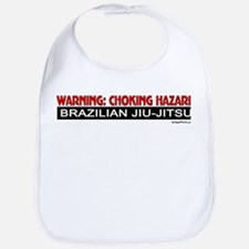 WARNING: CHOKING HAZARD (BRAZ Bib