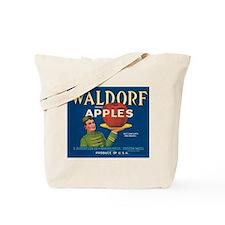 Waldorf Apples Vintage Crate Tote Bag