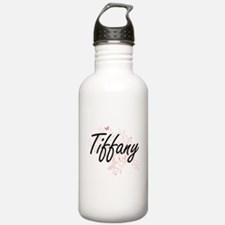 Tiffany Artistic Name Water Bottle