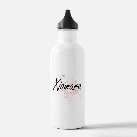 Xiomara Artistic Name Water Bottle