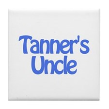 Tanner's Uncle Tile Coaster