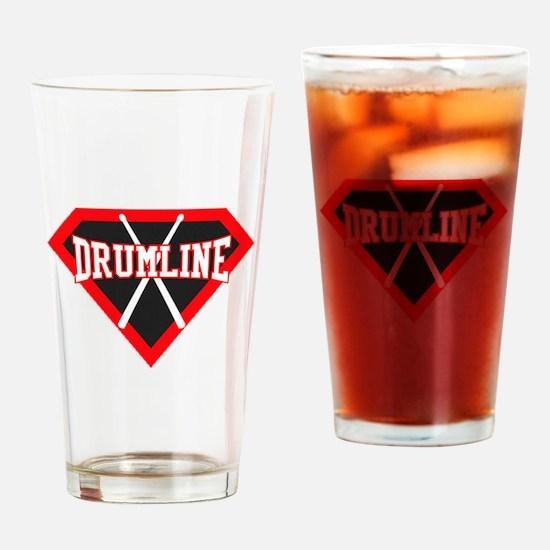 Super Drumline Drinking Glass