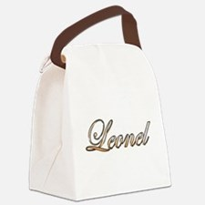 Cute Leonel Canvas Lunch Bag