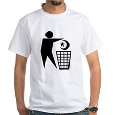 Trash Religion (Muslim Version) Shirt