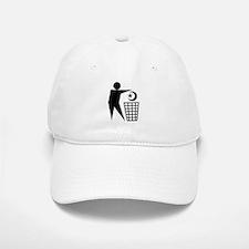 Trash Religion (Muslim Version) Baseball Baseball Cap
