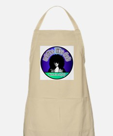 White Like Dat Notorious RIG BBQ Apron