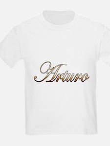 Gold Arturo T-Shirt