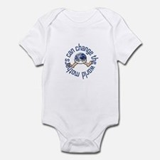 Mothers Change the World Infant Bodysuit