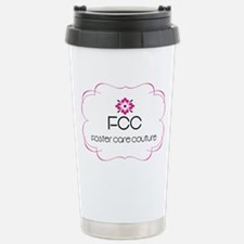 Foster Care Couture Stainless Steel Travel Mug