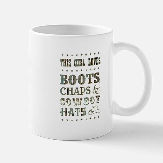 THIS GIRL LOVES... Mugs