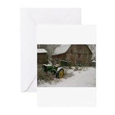 Unique Tractor Greeting Cards (Pk of 20)