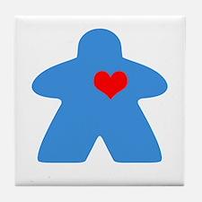 Unique Love games Tile Coaster