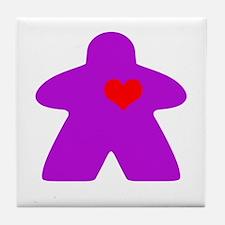 Love games Tile Coaster