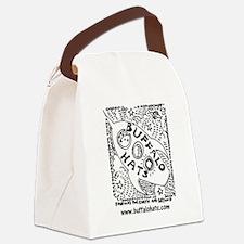 Rocketship Buffy Canvas Lunch Bag