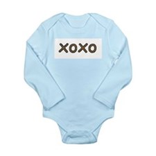 Cool Boxed holiday Long Sleeve Infant Bodysuit