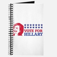 vote for hillary Journal