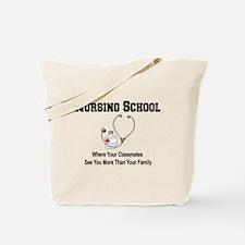 Cute Nursing school Tote Bag