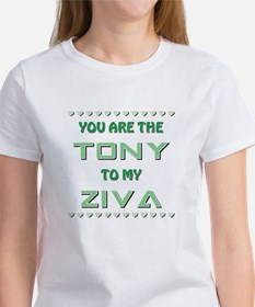 TONY to ZIVA Tee