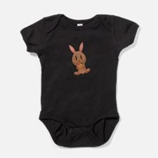 Cute Honey bunny Baby Bodysuit