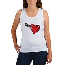 love sucks anti valentines day Tank Top