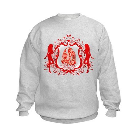 Bracco Italiano Kids Sweatshirt