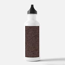 GRANITE RED-BROWN Water Bottle