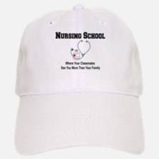 Nursing Schoool Baseball Baseball Cap