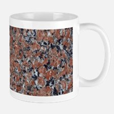GRANITE RED-BLACK Mug